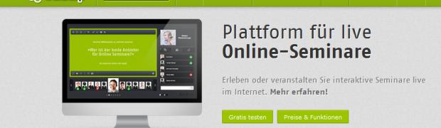 Webinar-Tools getestet: edudip - Phase 1