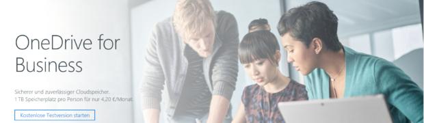 Synchronisationsprobleme bei OneDrive4Business per Löschen des Caches lösen