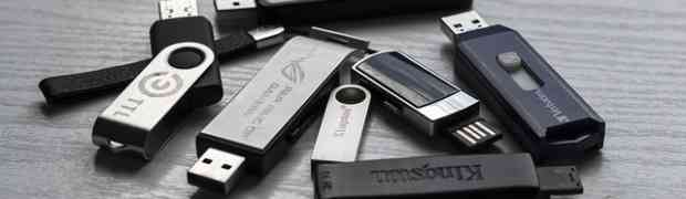 USB-Stick schreibgeschützt?